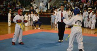 Mai mulți participanți la Cupa României la taekwon-do ITF!