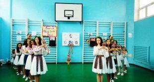 FOTO/ Eminescu, comemorat prin dans!