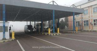 Un moldovean intenționa să ajungă în Germania, utilizând un permis de conducere fals