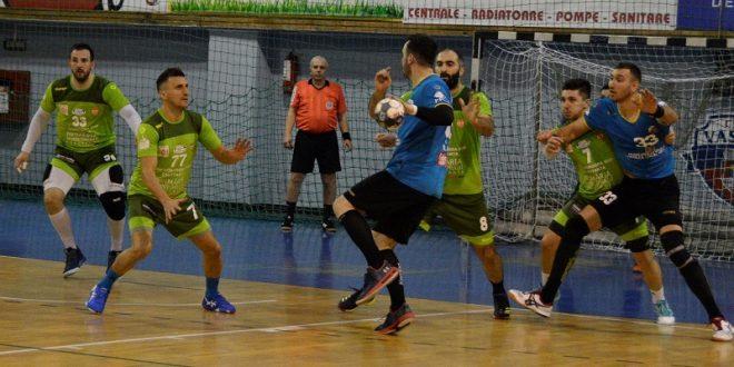 HCDS Constanța și-a luat revanșa în fața CSM Vaslui, impunându-se cu scorul de 23-20