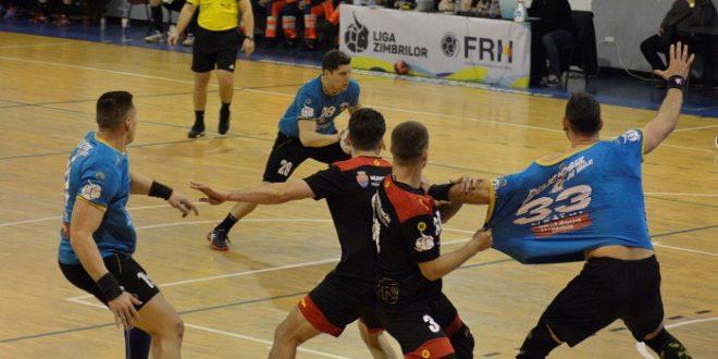 CSM Vaslui a pierdut partida cu CSM Bacău, scor 29-34 (12-17)