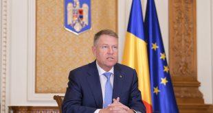 """Preşedintele Klaus Iohannis le-a transmis prefectului şi şefilor instituţiilor publice deconcentrate că trebuie să înţeleagă că """"situaţia este nu doar complicată, situaţia este gravă"""""""