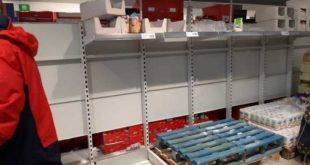 Starea de Urgență golește magazinele! Vânzări cu peste 30% mai mari!