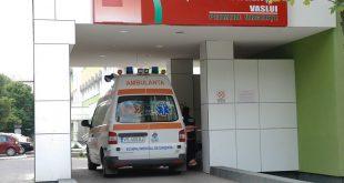 Medic de la Spitalul Județean de Urgență Vaslui, infectat cu Covid-19