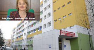 Spitalul Județean de Urgență Vaslui, recunoscut oficial între unitățile de testare Covid-19