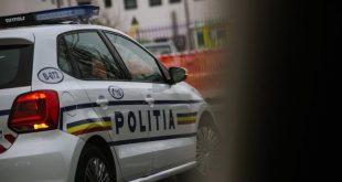 Urmărit național, prins de polițiștii vasluieni la Bacău
