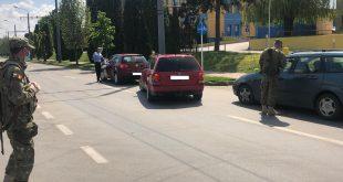 Vitezomanii amendați de polițiștii vasluieni