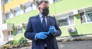 Spitalul de la Vaslui va avea capacitatea de tratare a pacienților infectați cu Covid