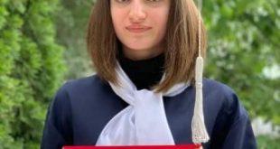 """Bianca Pricopi: """"Postura de șefă de promoție mă responsabilizează!"""""""
