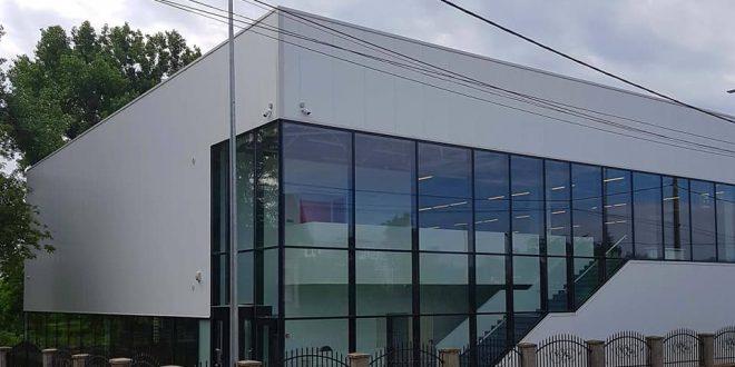 Comuna Zăpodeni va avea o sală de sport modernă