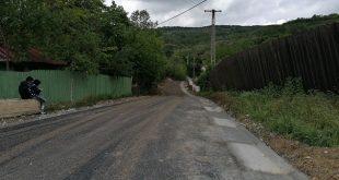 Asfalt în comuna Zăpodeni!