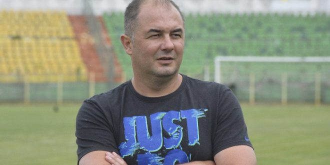 Alin Bondar este noul antrenor al CSM Vaslui