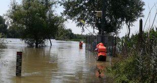 Bazinul hidrografic Prut rămâne sub Cod portocaliu de inundaţii până duminică la prânz