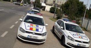 Un tânăr din Văleni, pericol public pe străzile din Vaslui! Polițiștii l-au prins băut la volan!