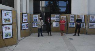 Vasluienii au admirat lucrările caricaturiștilor CRIV și BOA!