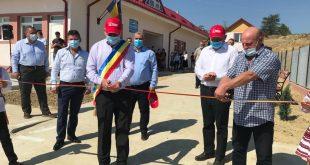 Astăzi a fost inaugurată Școala Gimnazială din Fâstâci