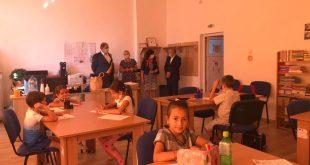 A fost inaugurat Centrul Comunitar Integrat de la Huși