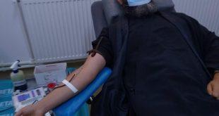 Campanie de donare de sânge în Episcopia Hușilor