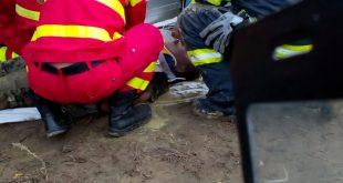 Un tânăr a murit după ce a căzut într-o fântână aflată în lucru