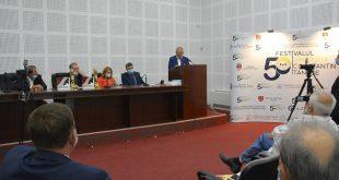 """A început jubileul Festivalului Umorului """"Constantin Tănase"""" Vaslui"""