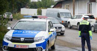 Minor din Băcani, prins la volanul unei mașini neînmatriculate și fără permis de conducere