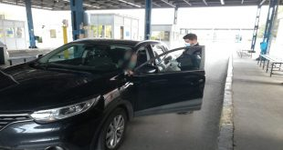 Un moldovean a încercat să treacă granița cu permisul suspendat!