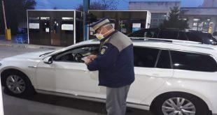 Un gălățean a încercat să treacă frontiera la volanul unei mașini, deși nu avea permis de conducere