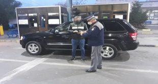 Un moldovean a încercat să introducă în țara natală o mașină radiată din circulație