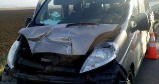FOTO/ Patru persoane rănite într-un accident de circulaţie în care au fost implicate trei autovehicule, la Sârbi