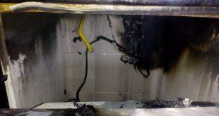 Un bârlădean era cât pe ce să arunce în aer locuința. Acesta a încercat să scoată aragazul din flăcări, fără să închidă gazul!