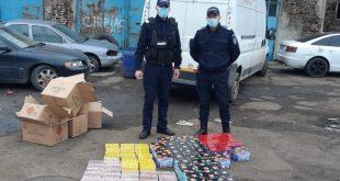 Peste 150 de kilograme de articole pirotehnice confiscate de jandarmii bârlădeni