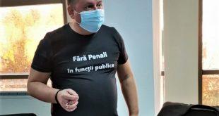 Protest inedit al unui consilier local PSD