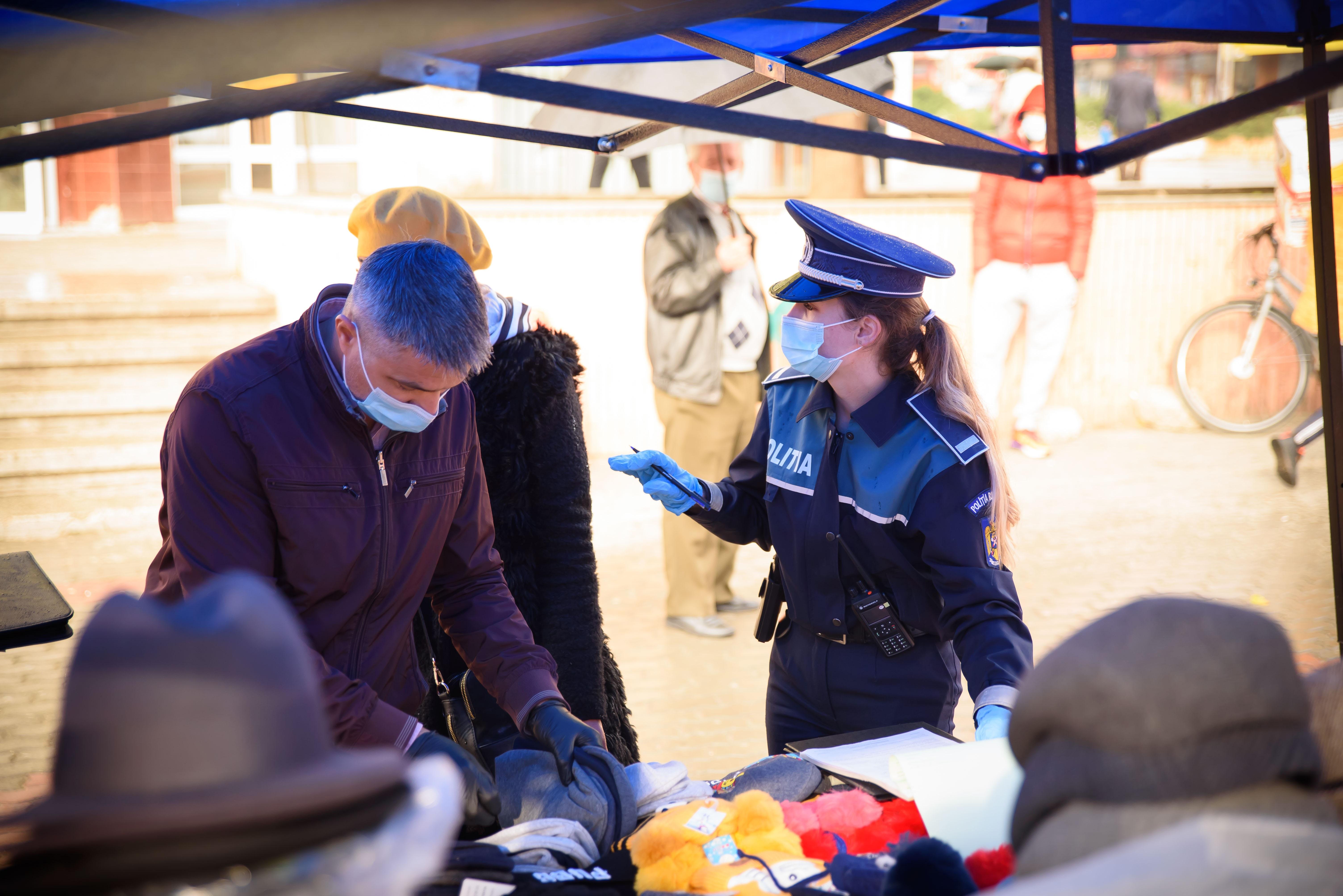 Amenzi de peste 50.000 de lei date în ultimele zile pentru nerespectarea măsurilor de protecţie sanitară