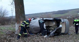Un tânăr din Banca a decedat în urma unui accident rutier