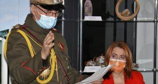 Mareșalul Constantin Prezan, prezent la muzeu!