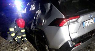 Avem imagini de la accidentul de la Sârbi! Trei persoane au ajuns la spital!