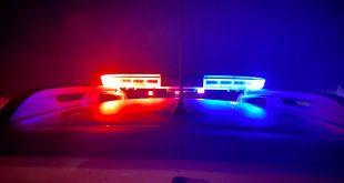 Maşină de poliţie, implicată într-un accident în municipiul Bârlad