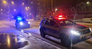 Accidentele rutiere, în scădere cu 30 la sută la nivel de județ