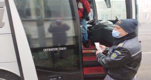 Un moldovean a intenționat să ajungă la București cu un permis de conducere fals