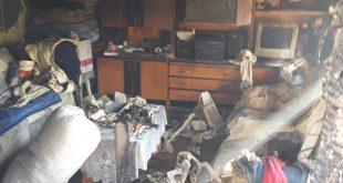 Tragedie la Pribești! Bărbat găsit carbonizat în casă!