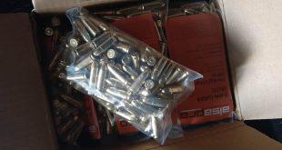 Captură impresionantă la Albița! Aproape 50 mii de cartușe letale descoperite în portbagajul unei mașini conduse de un moldovean!