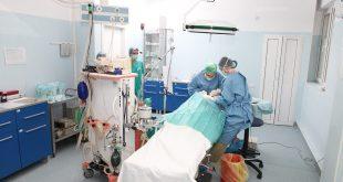 Intervenție chirurgicală în premieră pe Moldova la spitalul din Vaslui!