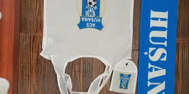 Au fost vândute primele bilete virtuale la meciul Hușana Huși-U Cluj