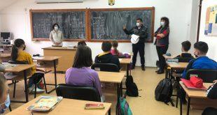 Activități de prevenire în rândul elevilor